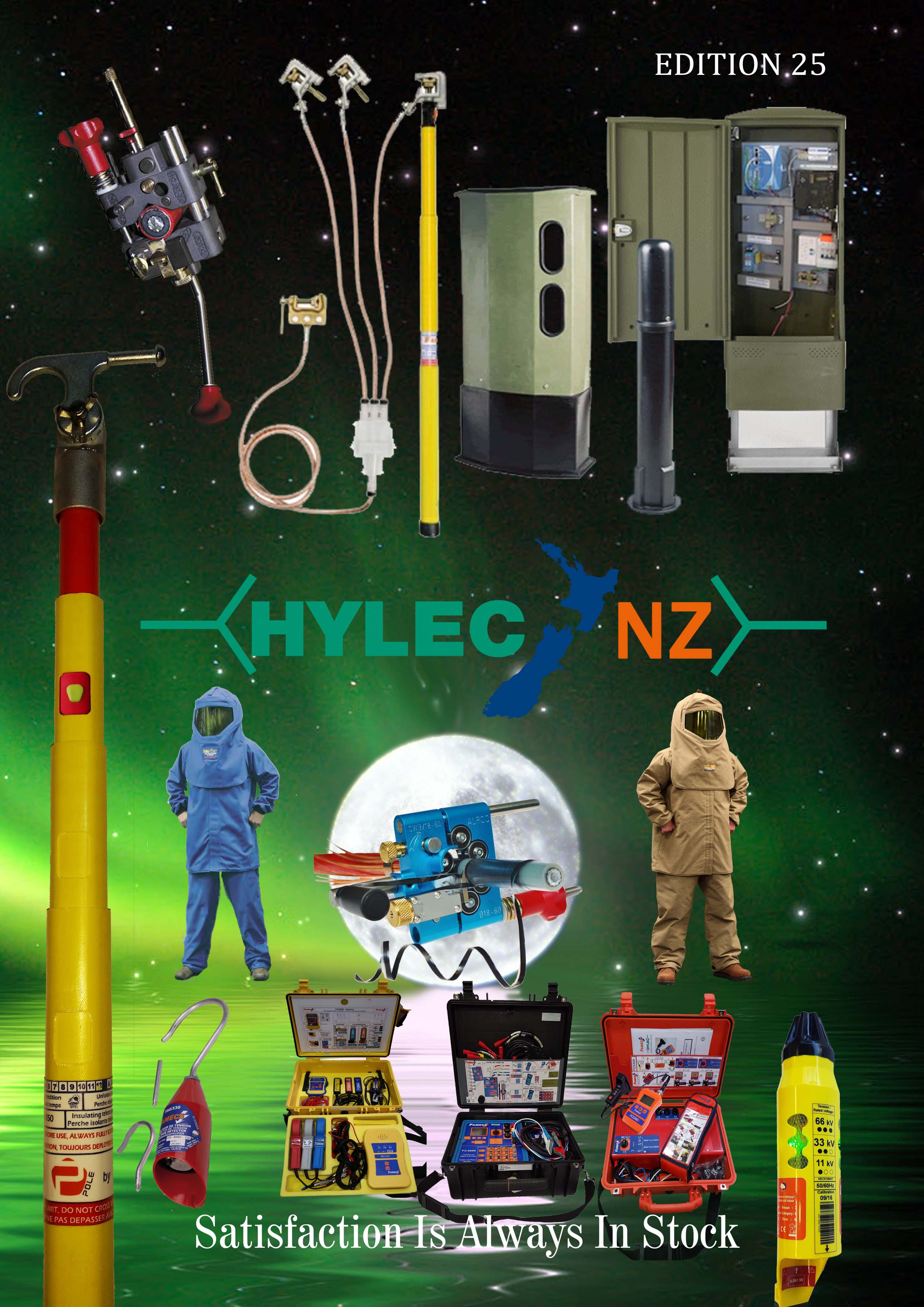 Hylec NZ Summary Catalogue New Zealand