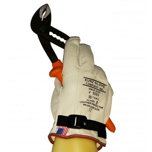 """999S 12"""" Goat Skin Gloves"""