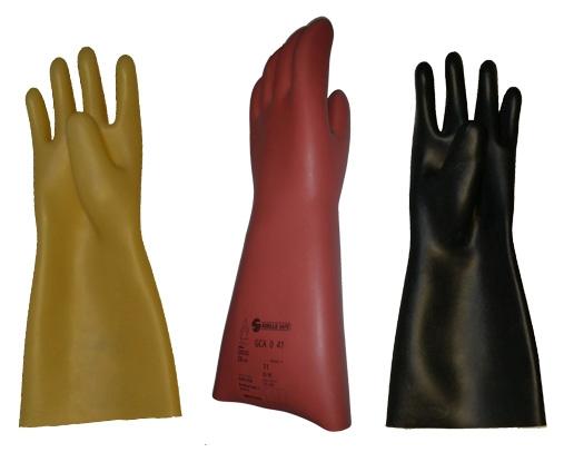 Regeltex Gloves 1,000V Class 0 1kV