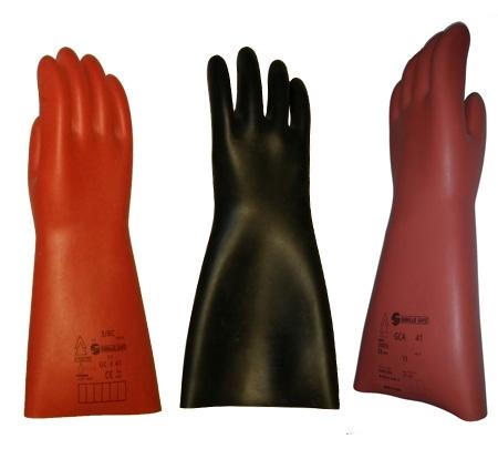 Regletex Gloves 26,600V Class 3 26.6kV