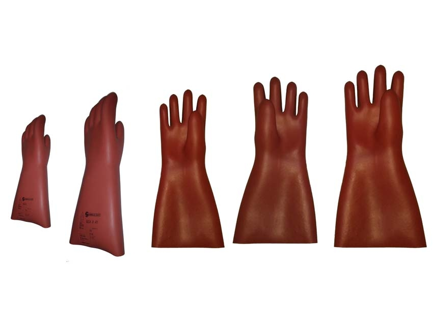 Regeltex 3 IN 1 Gloves  . Electrical Mechanical Arc Flash Classes 00 - Class 4