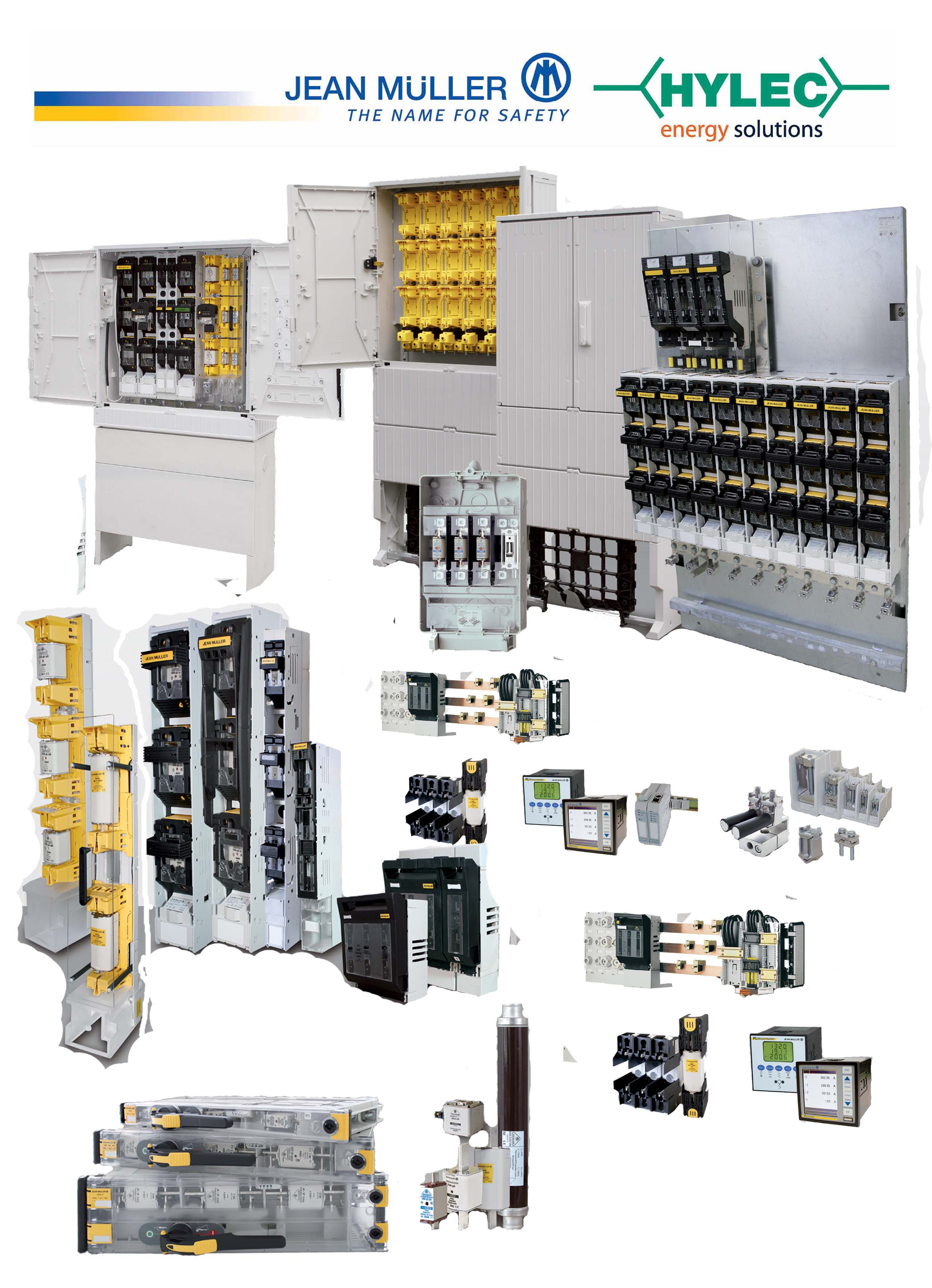 Jean Muller Electrical Distribution Catalogue (Excluding NZ)