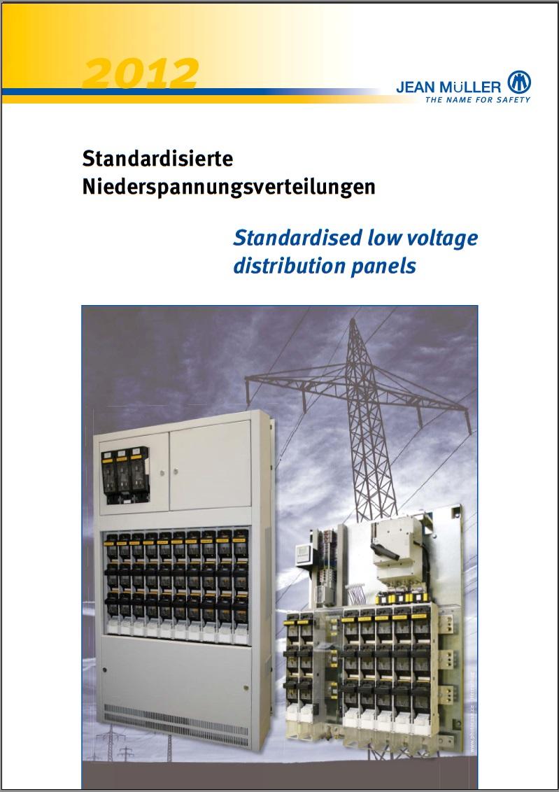Jean Muller - Low voltage distribution