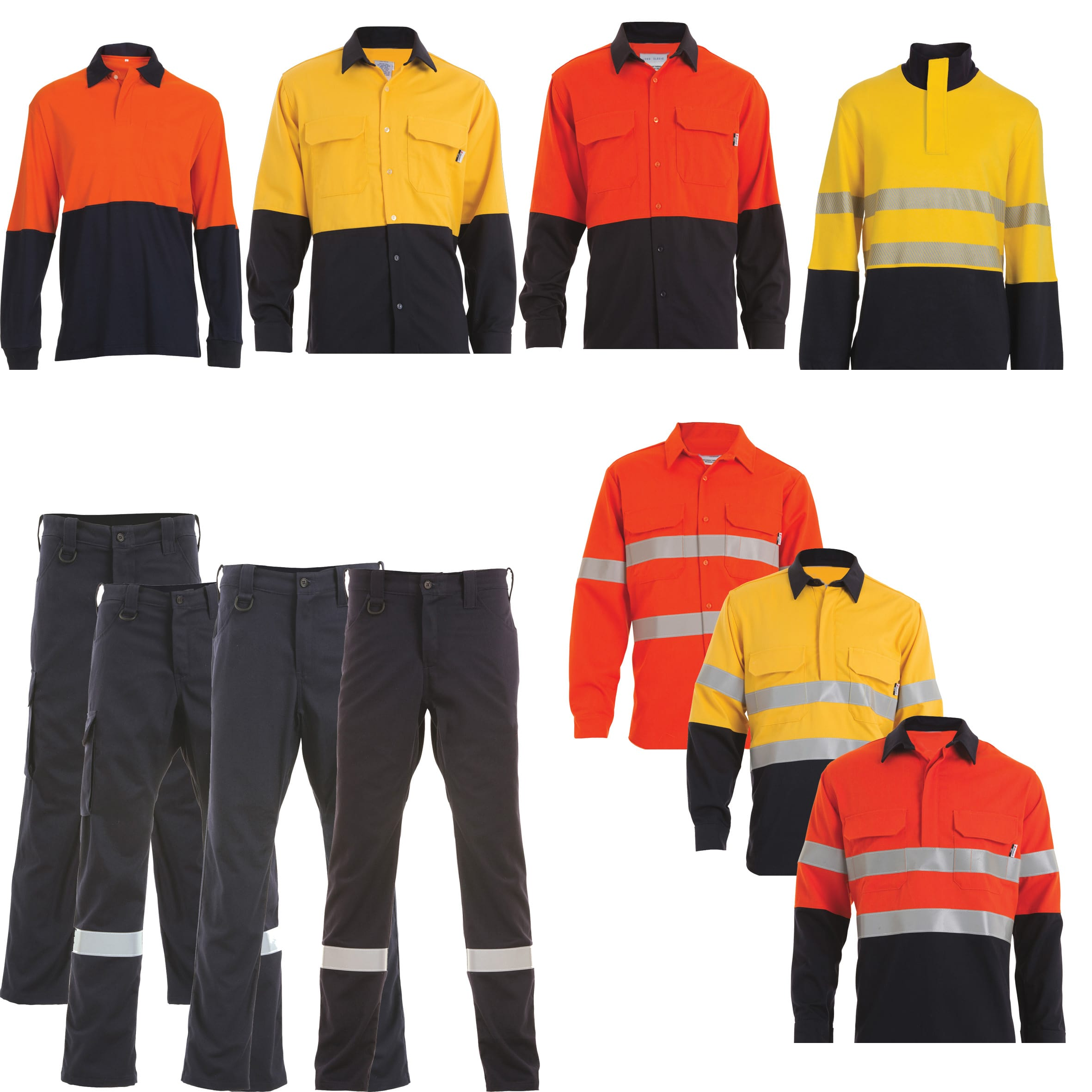 Arc Flash Shirts & Pants
