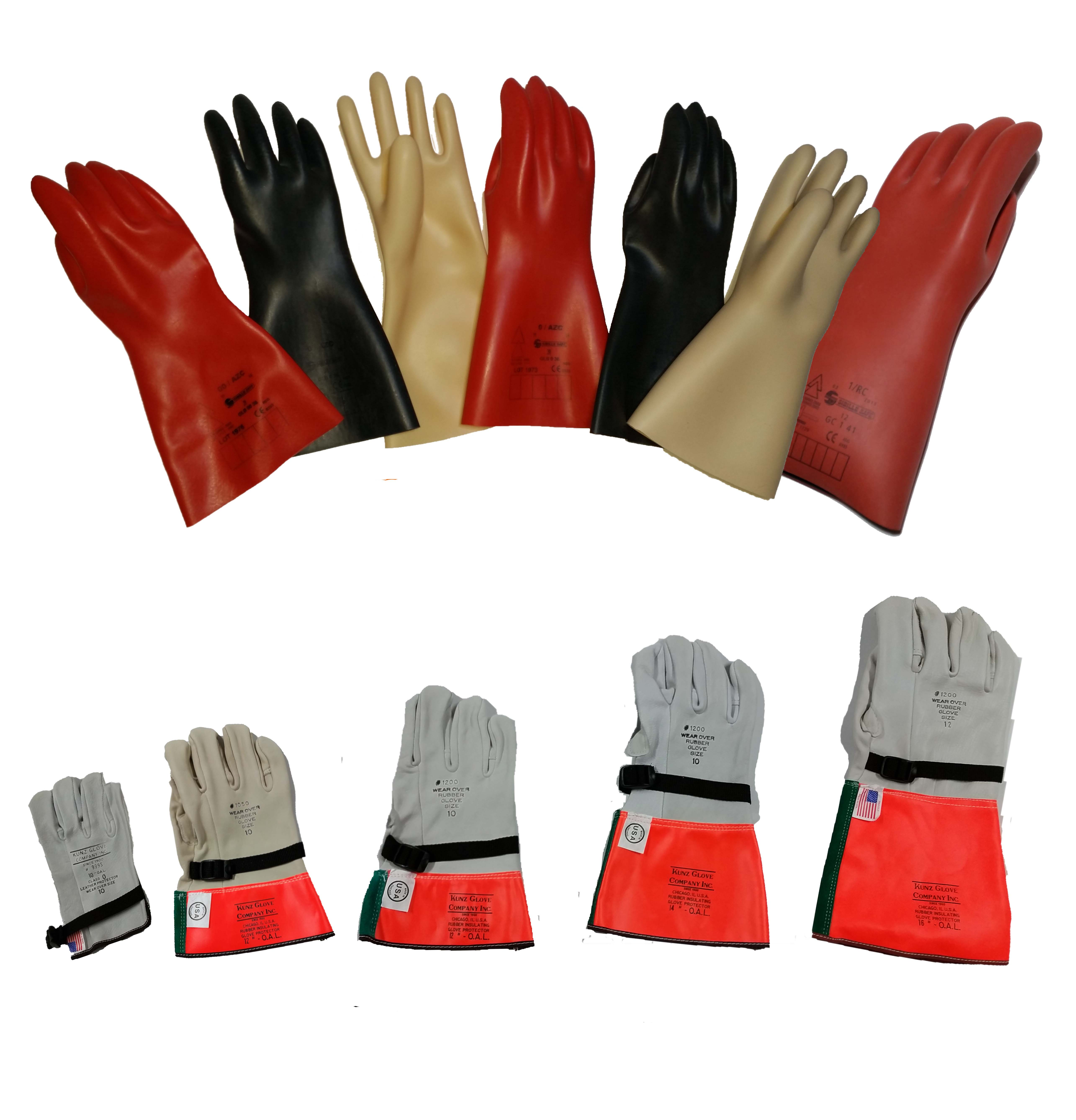Gloves Inners & Outers