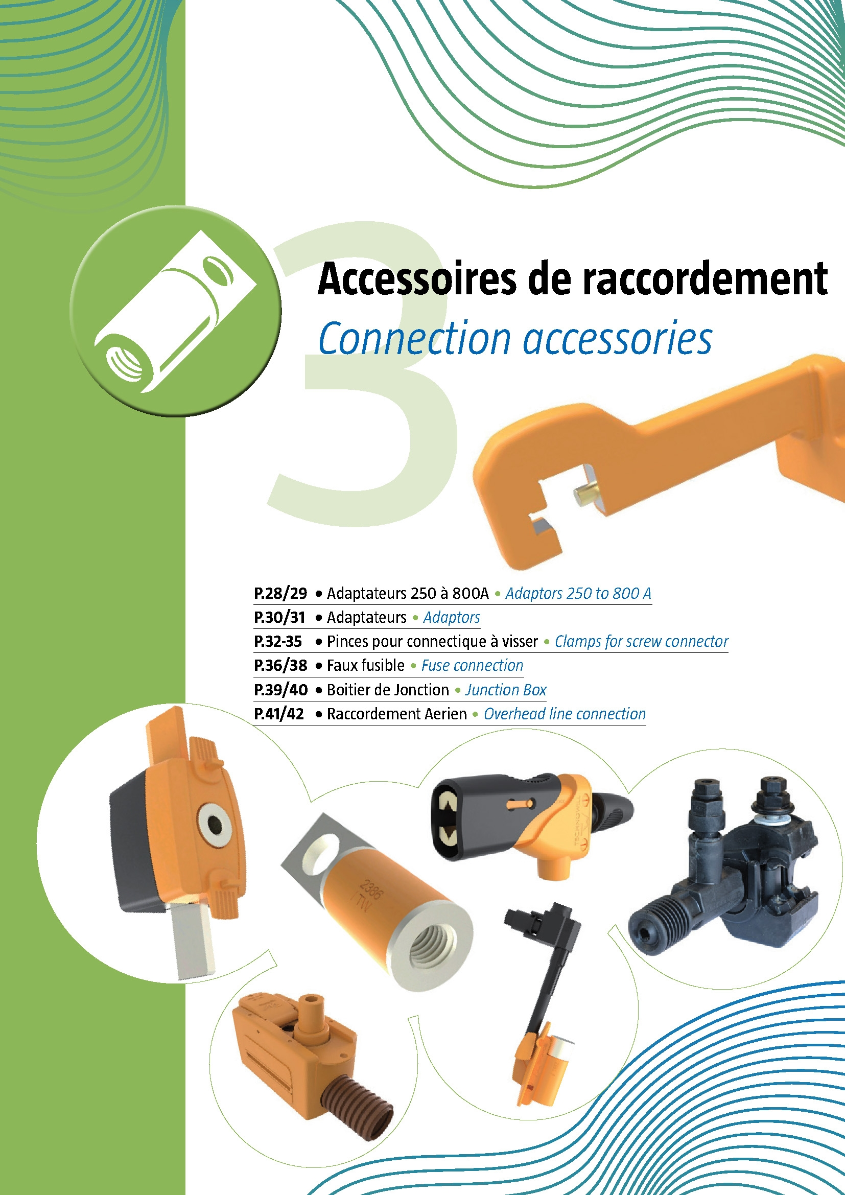 3 Connection Accessories