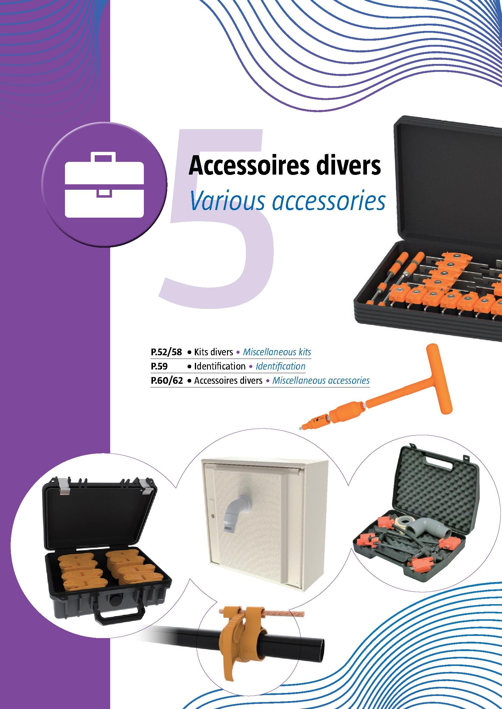 5 Various Accessories