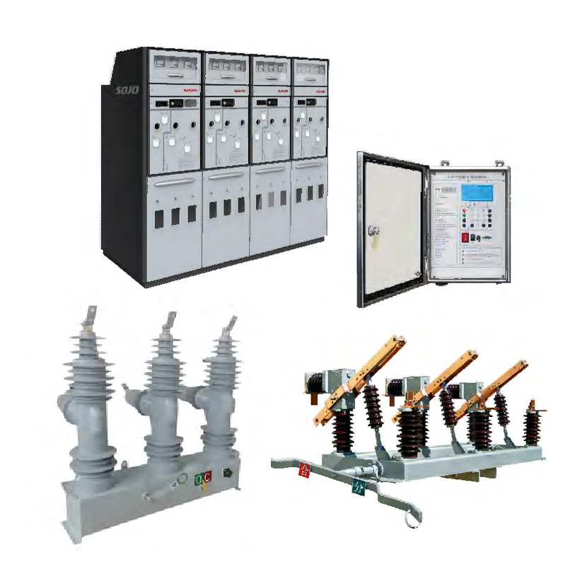 SOJO - MV Switchgear