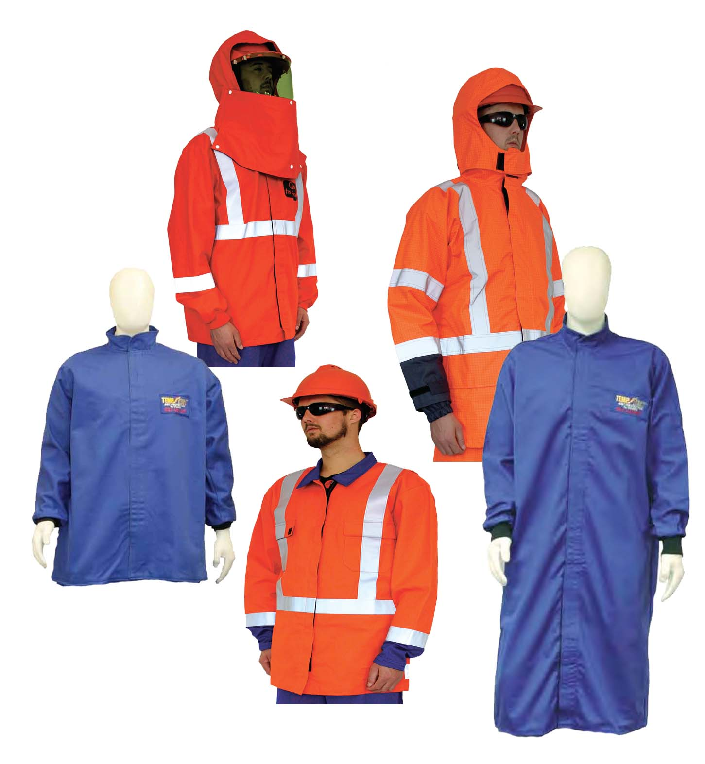 Arc Flash Coats