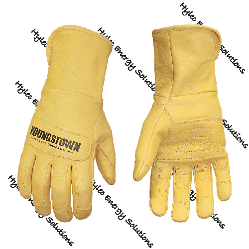 20.8 cal Goat Skin Utility Glove Size L