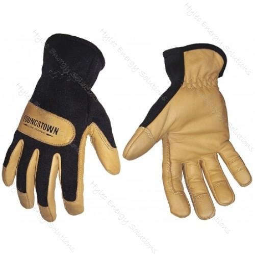 12cal Goat Kevlar Nomex Glove Size Large