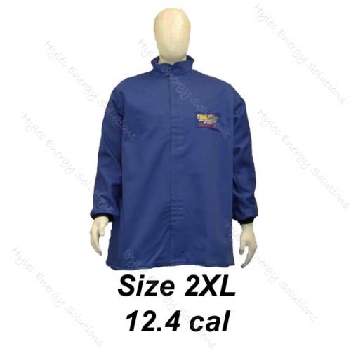 A/F 12.4 cal 35 inch Coat Size 2XL