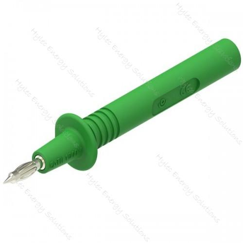 404-IEC-V Green 4mm Safety Test Probe 1
