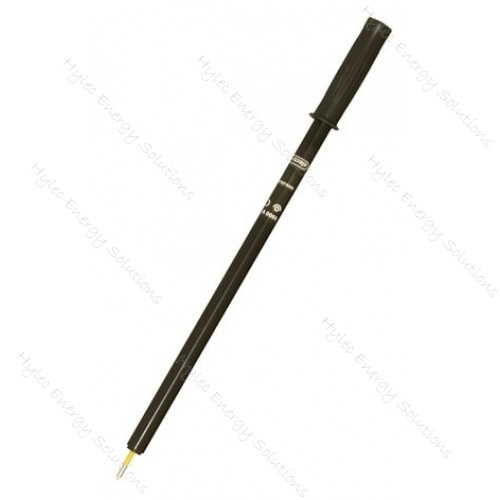 40432d4-IECIV-N Black 4mm Safety Test Probe 49cm