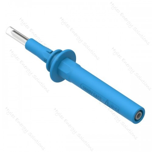 490-IEC-10A600V-Bl Blue 4mm Safety Test Probe