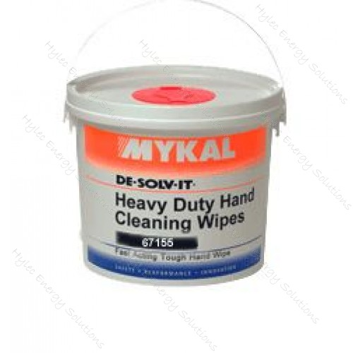 Heavy Duty Hand Cleaning Wipes (Bkt 100)