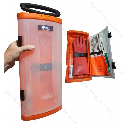Plastic UV Glove Box Suit Classes 0-4