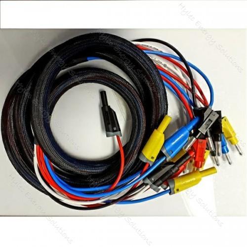 BUNDLE10XMH02-200 FC3000 Accessory / Set of 10 test lead