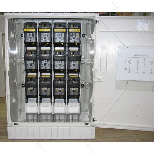 LV Pillar Config A (5 slot)