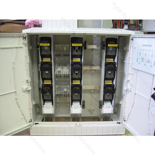 LV Pillar Config D (7 Slot)