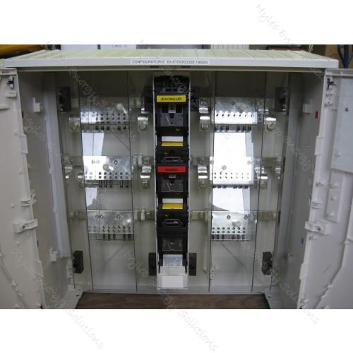 LV Pillar Config E (7 slot)