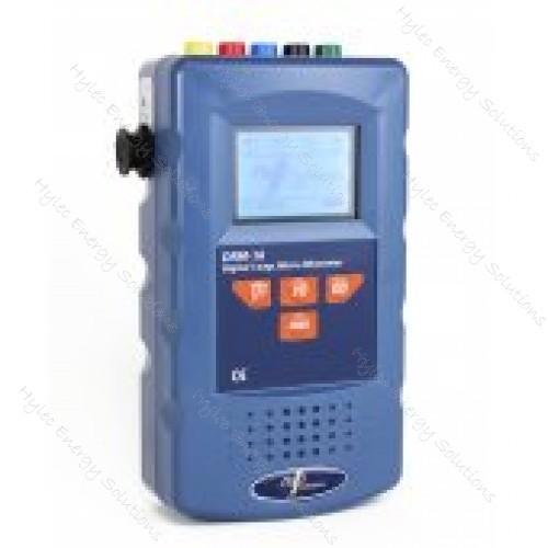 High Precision Digital Micro Ohmmeter 1A