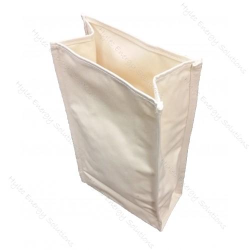 Glove Bag 20inch Canvas OPEN TOP