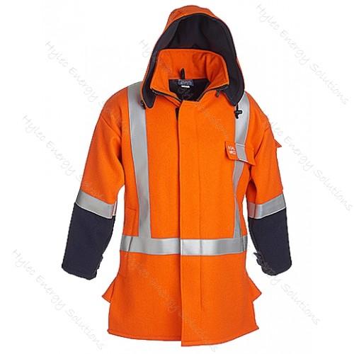 70 Cal HRC4 Thermal Wool Coat