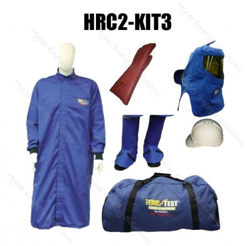 Stanco HRC2 Arc Flash 12.4 cal Kit 3