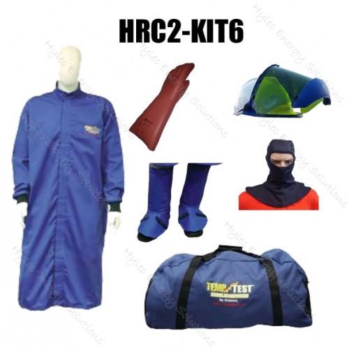 Stanco HRC2 Arc Flash 12.4 cal Kit 6