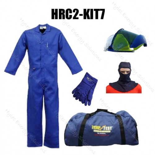 Stanco HRC2 Arc Flash 12.4 cal Kit 7