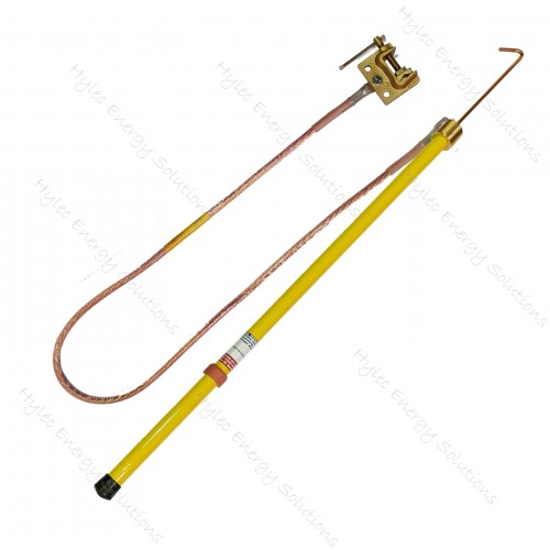 Discharge Stick 1.2m 50mm2 1.8m Tail
