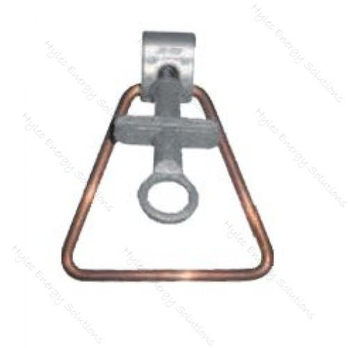 Bail Clamp forBi-metal 35-120mm
