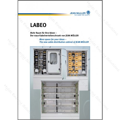 CATALOGUE - Jean Muller LABEO Compact Cabinets 2017