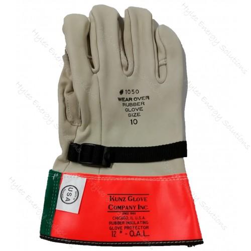 Glove Outer 44Cal bell cuff Sz9 L12inch