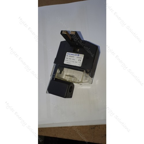 Busbar to 50mm2 adaptor NH00 up to 100A#
