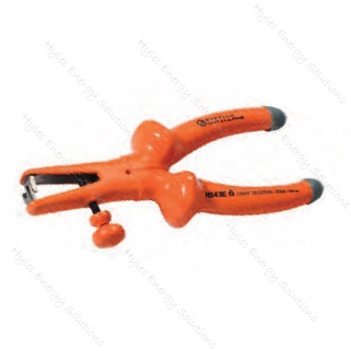 Sibille Outillage Insulated Stripping Pliers 175mm