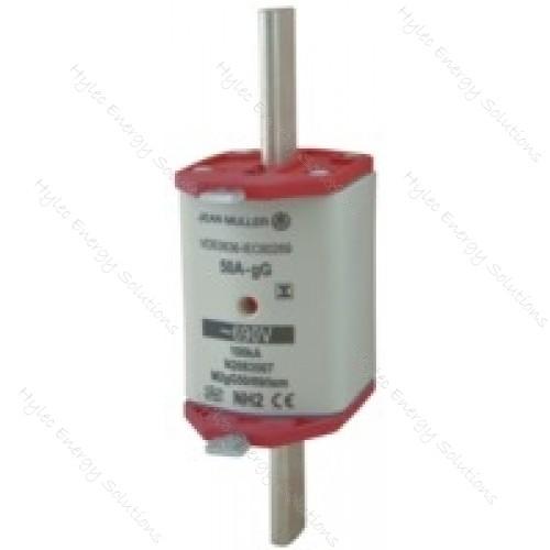 NH2 Fuse Link M2GG160/69MI/ISM 160A 690V