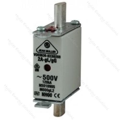 NH000 Fuse Link M000GL 35A 500V