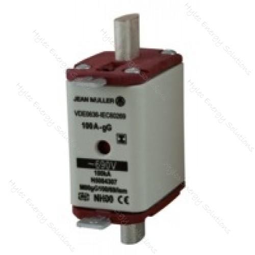 NH00 FuseLink M00GG80/69/MI/ISM 80A 690V