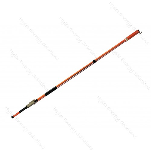 Gripall Stick 1.92m/6.3ft  OAL Orange