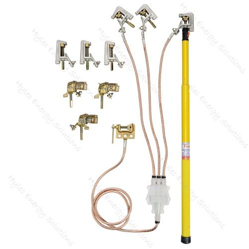 PED MT525B & NB8 70mm² CU w/ Bag & PPOL