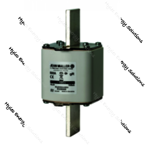 NH1 250A 500V Size1 gr NH fuse