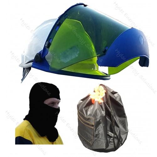 20 Cal Premium Face Shield Kit