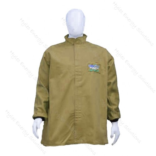 44 cal 35 inch Coat Size L liteweight