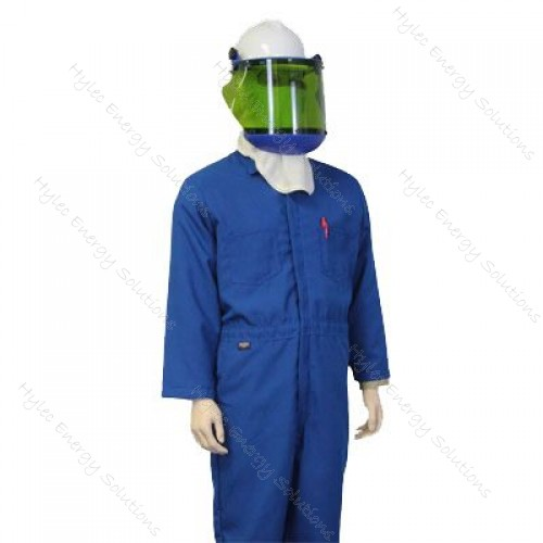 HRC2 Coverall Suit Kit 10cal(W Helmet) L