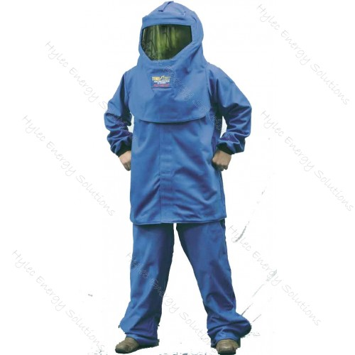 A/F 21 cal Suit c/w Vented Hood L