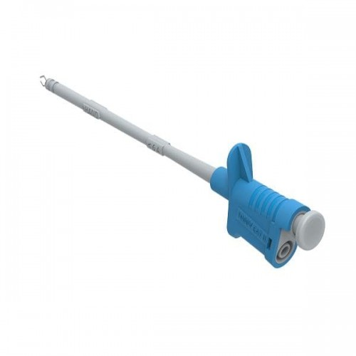 6005-IEC-Bl Blue Flexible Test Clip with Clamps