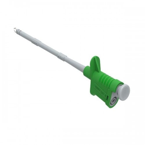 6005-IEC-V Green Flexible Test Clip with Clamps