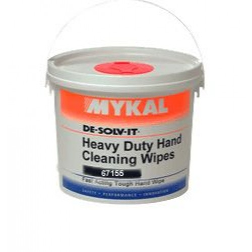 Heavy Duty Hand Wipes (tub 100)